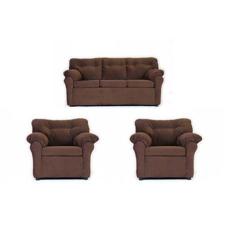 juego-de-living-muebles-america-3-1-1-felpa-chocolate