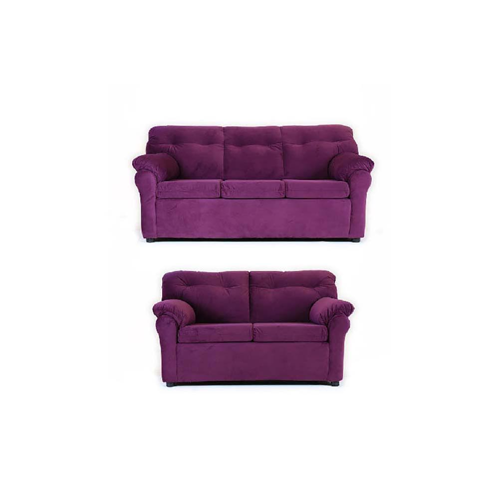 juego-de-living-muebles-america-3-2-felpa-lila