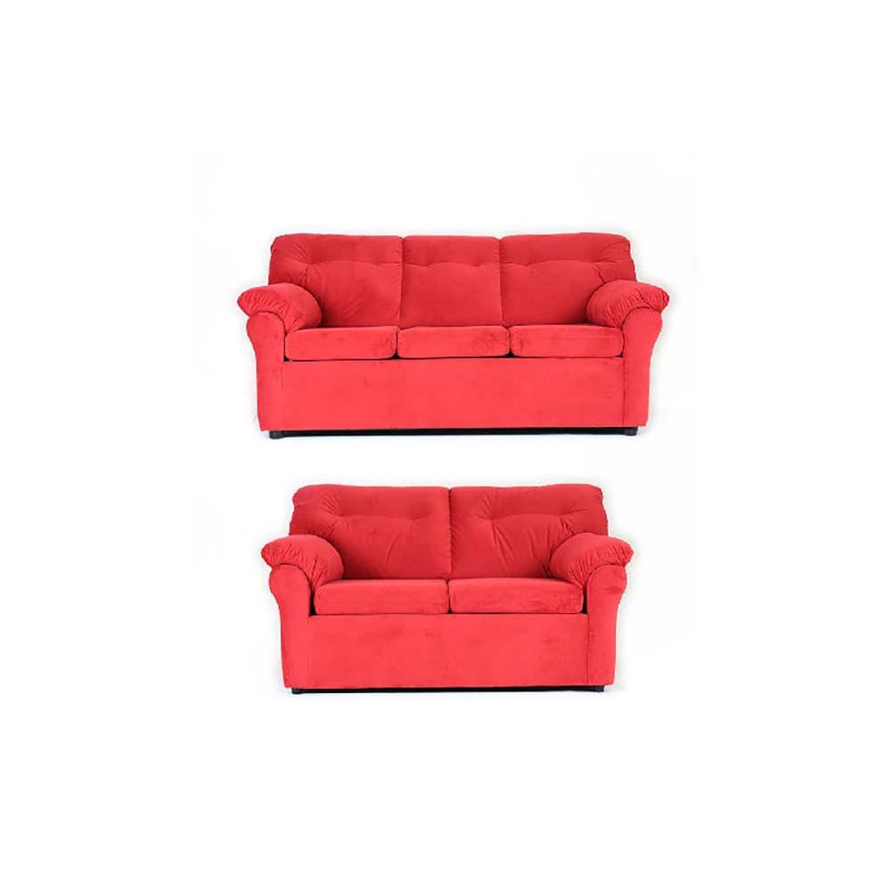 juego-de-living-muebles-america-3-2-felpa-rojo