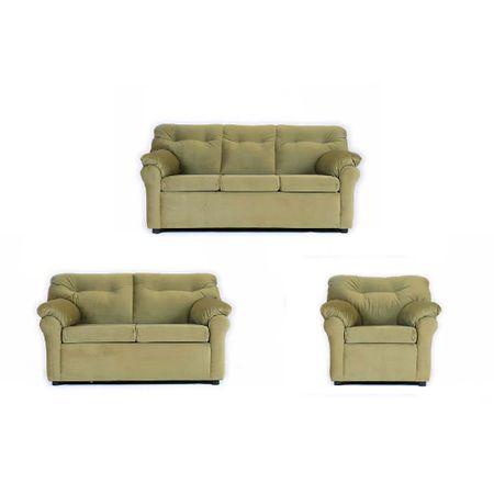 juego-de-living-muebles-america-3-2-1-felpa-verde