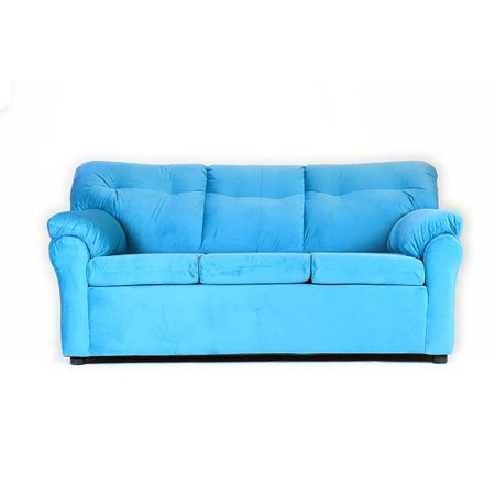 sofa-muebles-america-3-cuerpos-felpa-turqueza