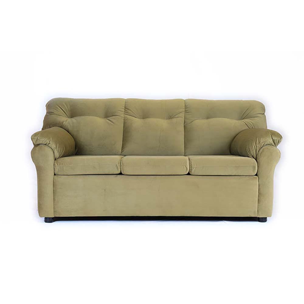 sofa-muebles-america-3-cuerpos-felpa-verde