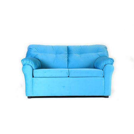 sofa-muebles-america-2-cuerpos-felpa-turqueza