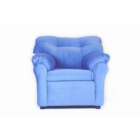 sillon-muebles-america-1-cuerpo-felpa-azul-petroleo