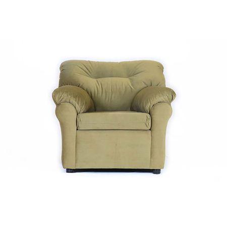 sillon-muebles-america-1-cuerpo-felpa-verde
