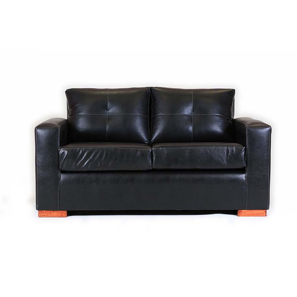 sofa-franco-muebles-america-2-cuerpos-pu-negro