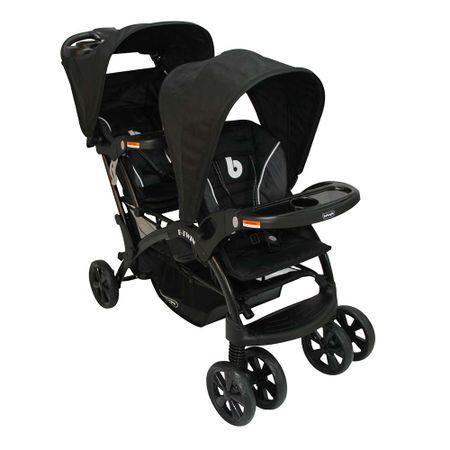 coche-doble-b-twin-rs-13225-negro