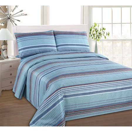 sabana-estampada-suave-rayas-2p-azul