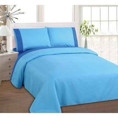 sabana-lisa-bicolor-15p-azul