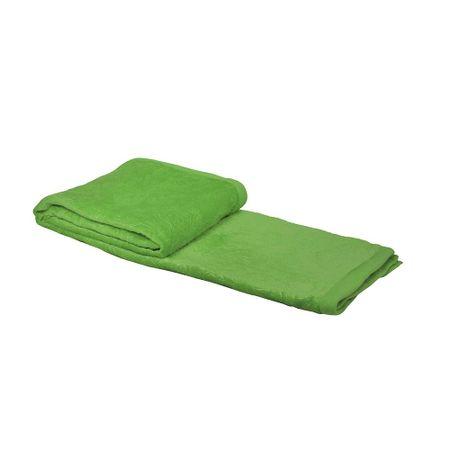 manta-flannel-emboss-polar-125x150-verde