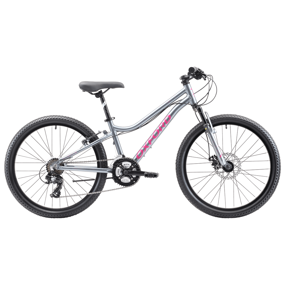 94675ed49 Bicicleta Oxford Aro 24 LUNA 6V GRAFITO - Corona