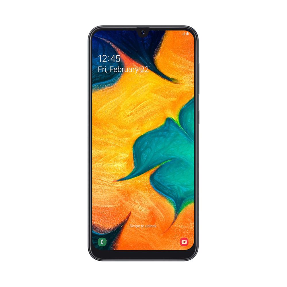 7c9d860d228 Smartphone Samsung Galaxy A30 Blanco Entel - Corona
