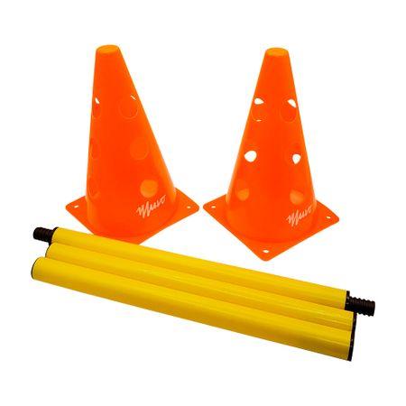 set-cono-9-barra-1mt