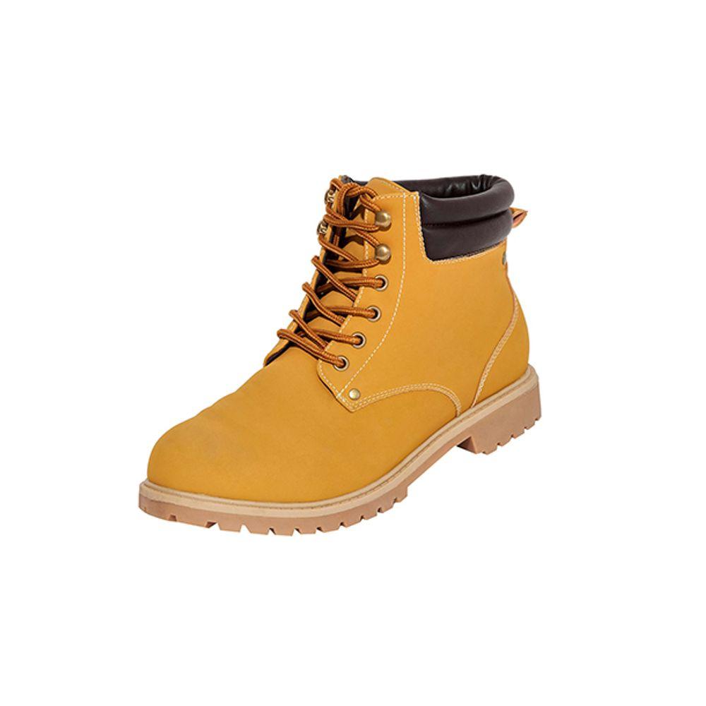 9da1bc4f16a Botin Amarillo Hombre