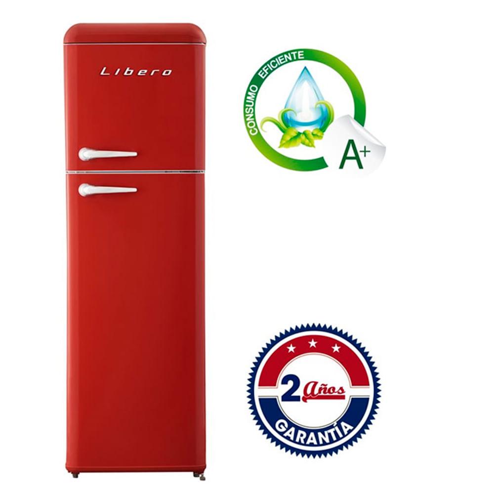 refrigerador-libero-239-litros-retro-style-rojo-lrt-280dfrr