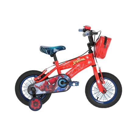 bicicleta-lahsen-mtb-aro-12-nino-spiderman-color-rojo-0104ie001219borjaz