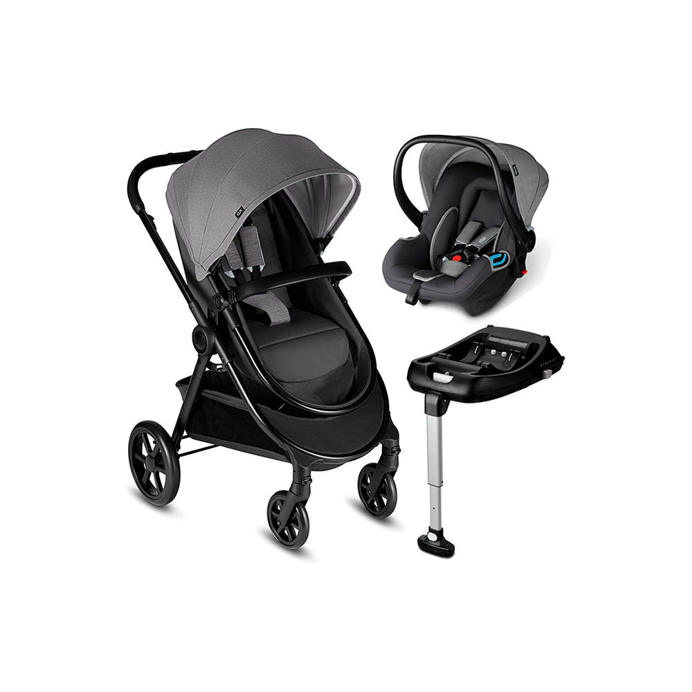 travel-system-onida-flex-base-comfy-grey