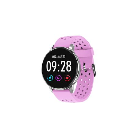 reloj-deportivo-inteligente-pulsometro-bluetooth-sw60-morado-smart-watch