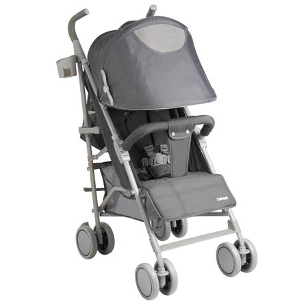 coche-paragua-bebesit-paseo-gris