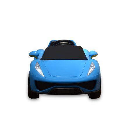 auto-electrico-biplaza-mclaren-azul