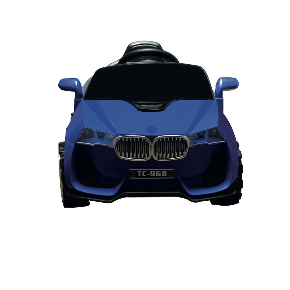 auto-electrico-monoplaza-bmw-azul