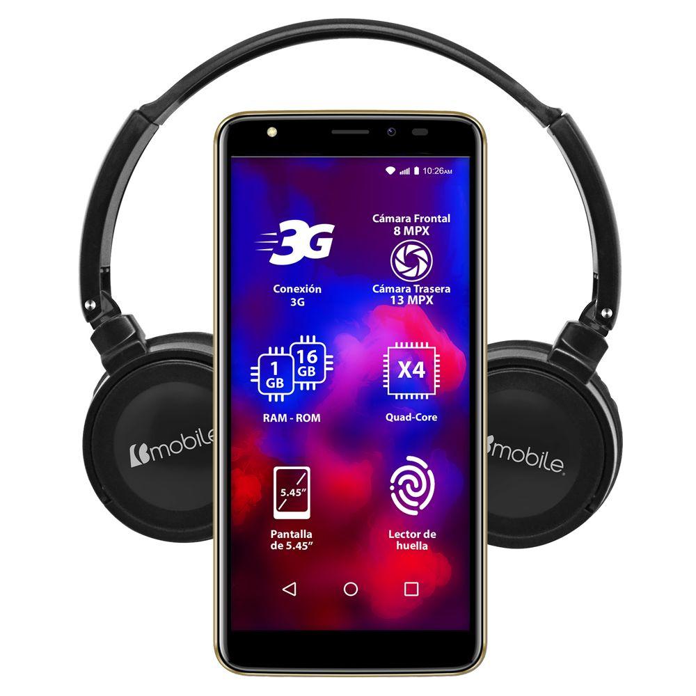 smartphone-bmobile-ax960-dorado-audifonos-movistar